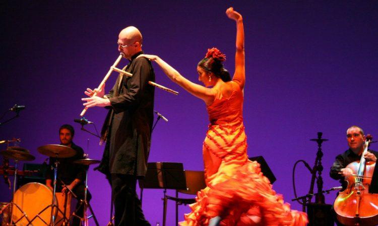 Música y agua para el espíritu con Hamza Castro en Noche en Blanco