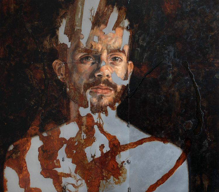 Pintura viva, la belleza rebelde del arte de Sabatino Cersosimo
