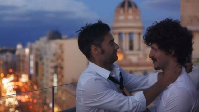 Madrid da besos de película, historias para un día de San Valentín