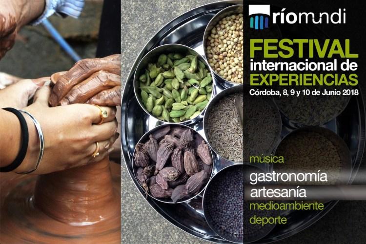 Ríomundi, un festival internacional de experiencias