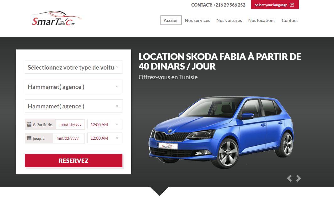 agence location de voiture en tunisie
