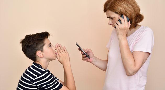 SpyGhost contrôle parental smartphone Tunisie