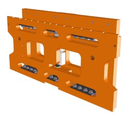 Competitor Forklift Scale Window