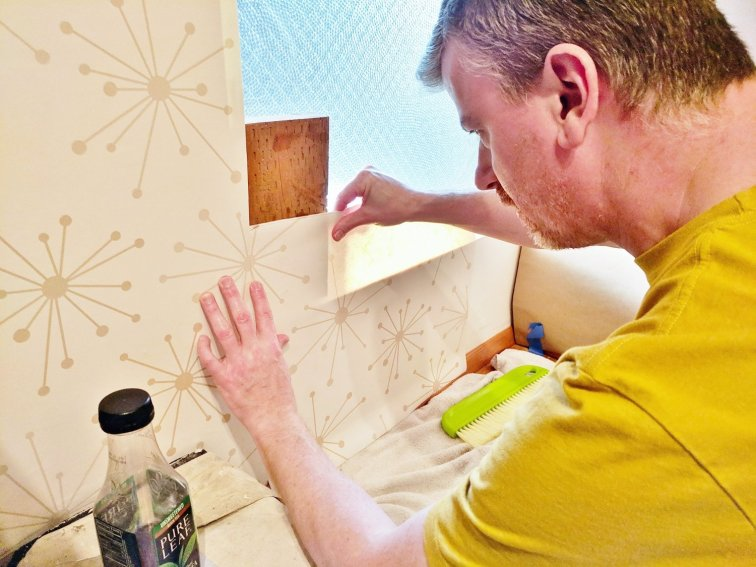 Wallpaper hanging tips and tricks