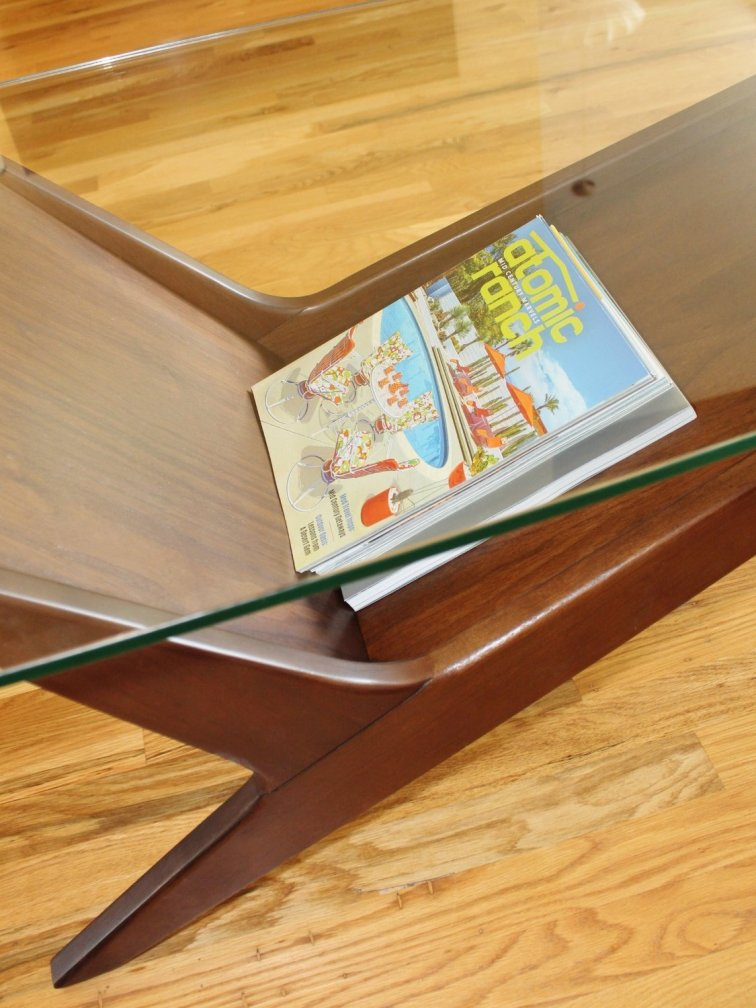 Marcio display coffee table from West Elm
