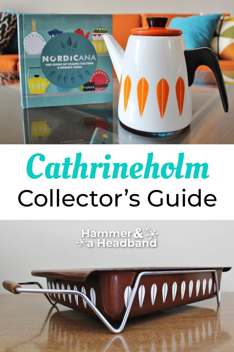 Cathrineholm collector's guide