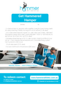Get Hammered Hamper