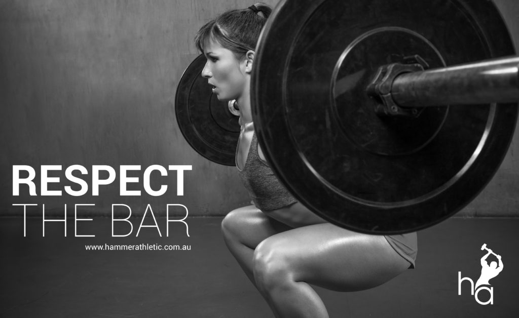 Respect the Bar: Strength Training Psychology