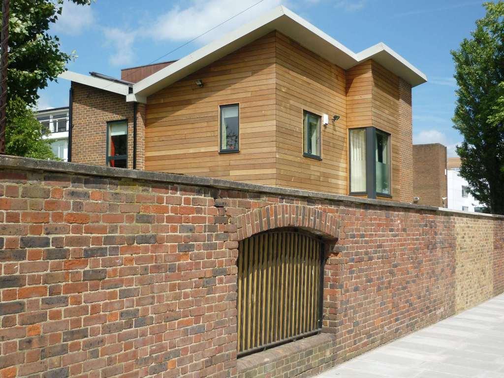 Nancye Goulden Award 2011 - Phoenix School Caretaker's House