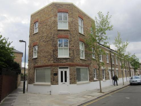 Nancye Goulden Award 2015: 21 Banim Street