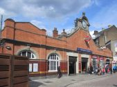 Conservation Award 2015: Hammersmith Station