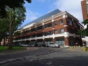 Dunnhumby building