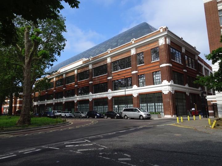 Dunnhumby Building - Environment Award winner 2016
