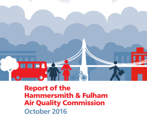 Air quality commission