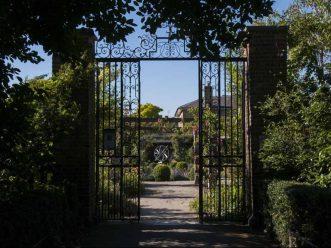 Ravenscourt Park walled garden