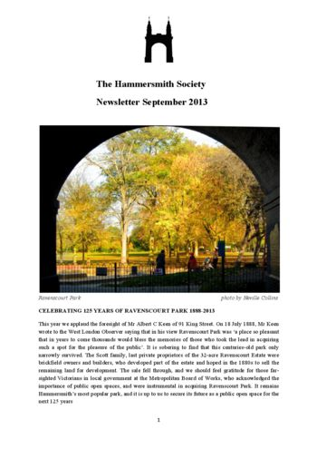 thumbnail of 2013-sept_newsletter_hammersmith-society