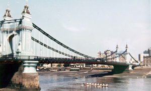 Hammersmith Bridge 1964