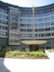 Helios TV centre