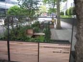Parklets Hammersmith Grove
