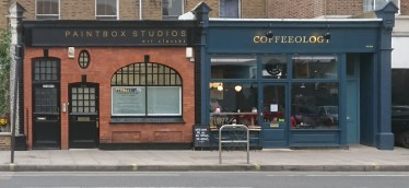 Paintbox Studios and Coffeeology