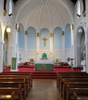 st-augustines-church interior