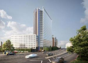 West London Magistrates hotels 2 - RSHP - April 2020