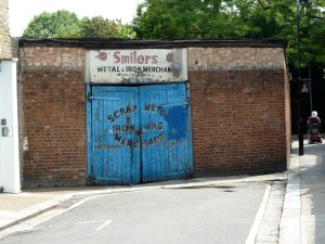 Smilers scrap metal merchants, Atwood Road