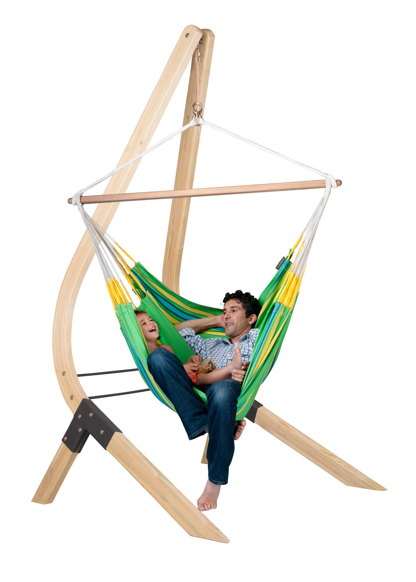 Hanging Chair Stand Vela Double