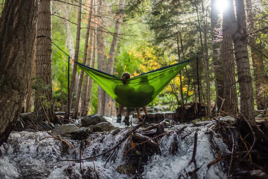 Medium image of best camping hammock reviews 12