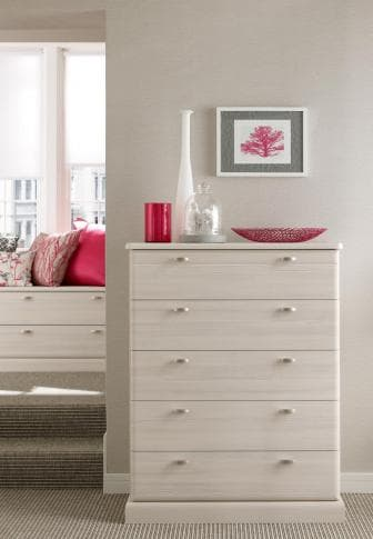 Libretto Range Of Easy Living Fitted Wardrobes Hammonds