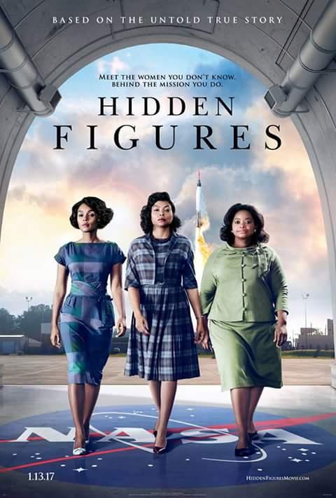 hidden figures promo pic