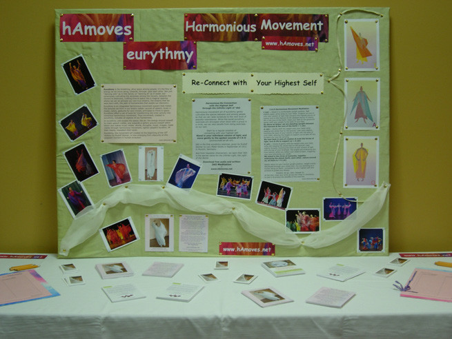 IAO Eurythmy Presentation at IONS 2015