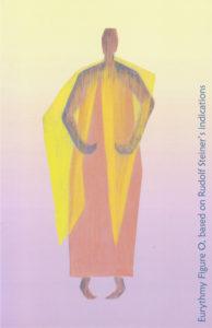 Eurythmy Figure O, based on Rudolf Steiner's indications