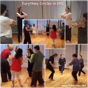 Eurythmy Circles in NYC, led by Soulful Wizardess Marta Stemberger, MA