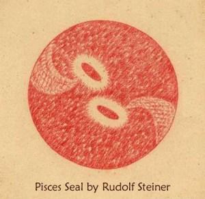 Pisces Seal by Rudolf Steiner