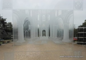 Hyde Abbey Winchester