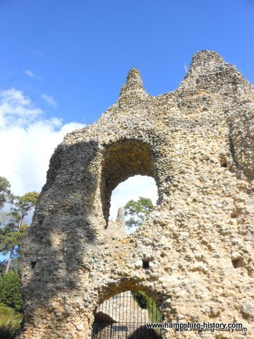 Odiham Castle Hampshire