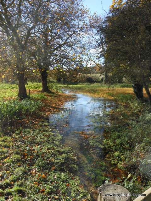 Source of the River Itchen