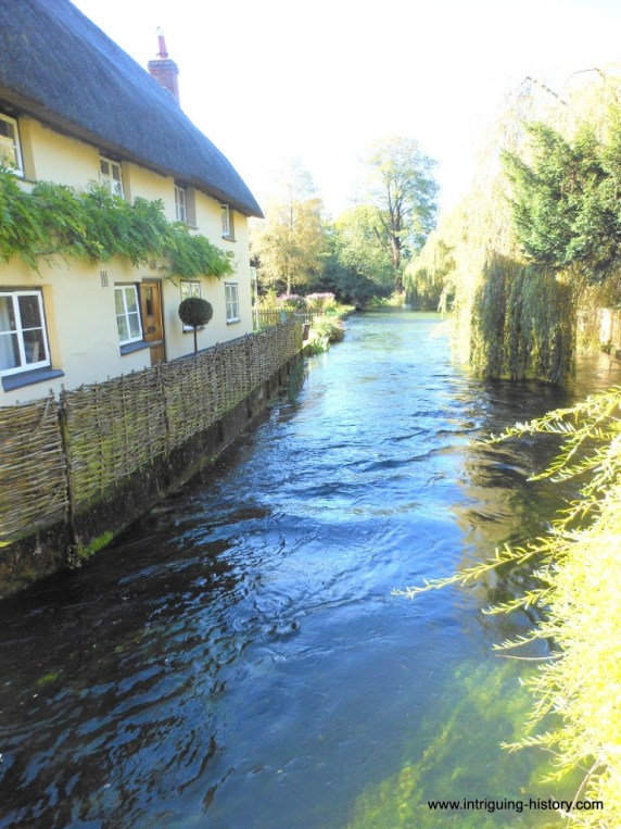 River Test at Wherwell