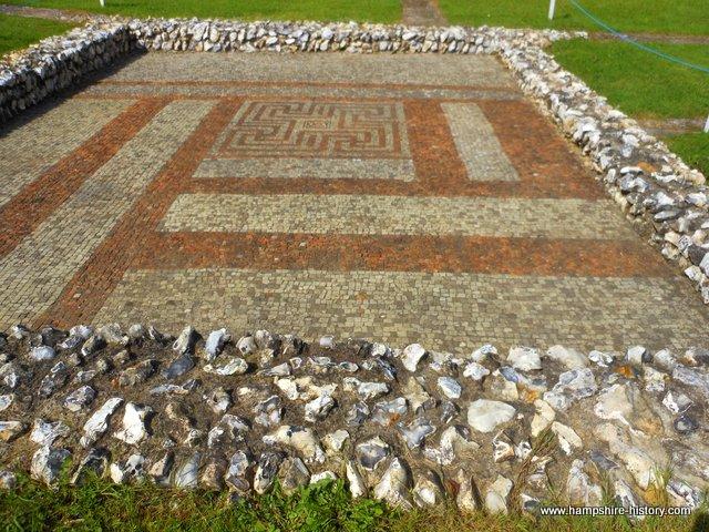 Anglo Saxon and Roman Hampshire