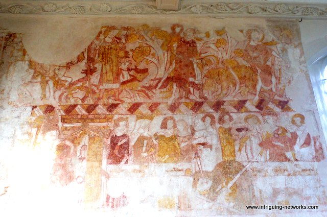 Christian Wall Paintings