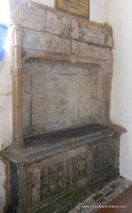 Bishop Curle Memorial