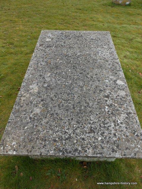 Thomas Lord gravestone