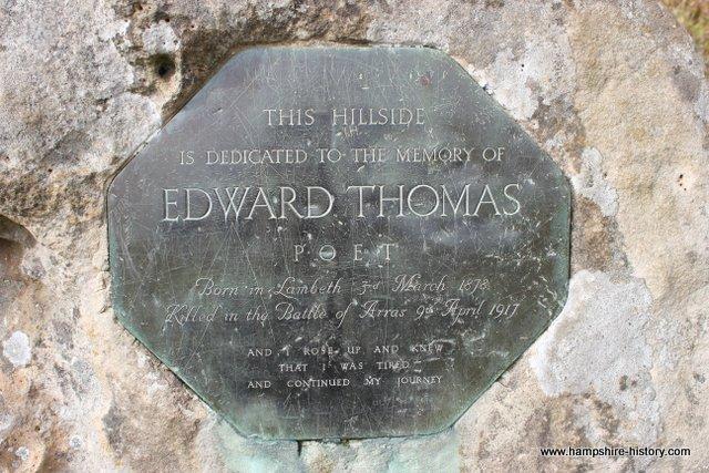 Edward Thomas Poet