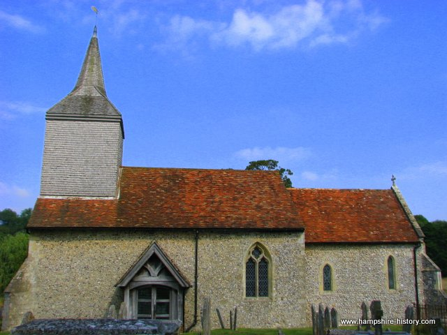 St Mary and St Michael Church Stoke Charity