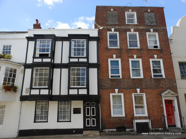 Bugle St Old Southampton