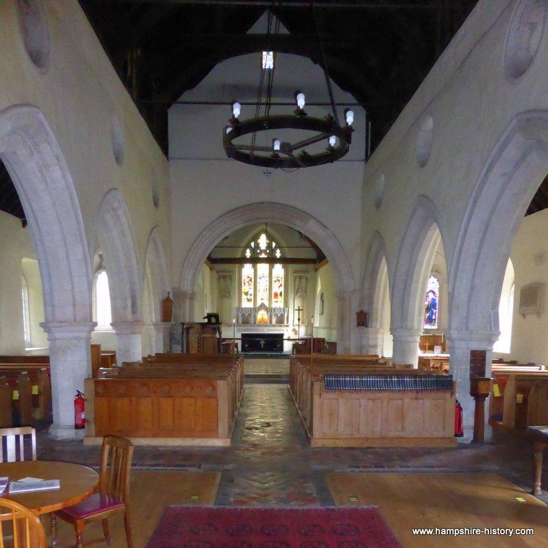 Meonstoke Church