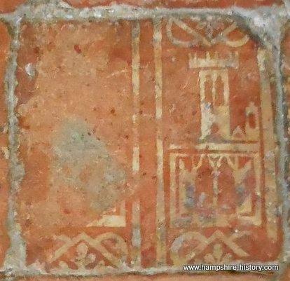Medieval Tile Hayling