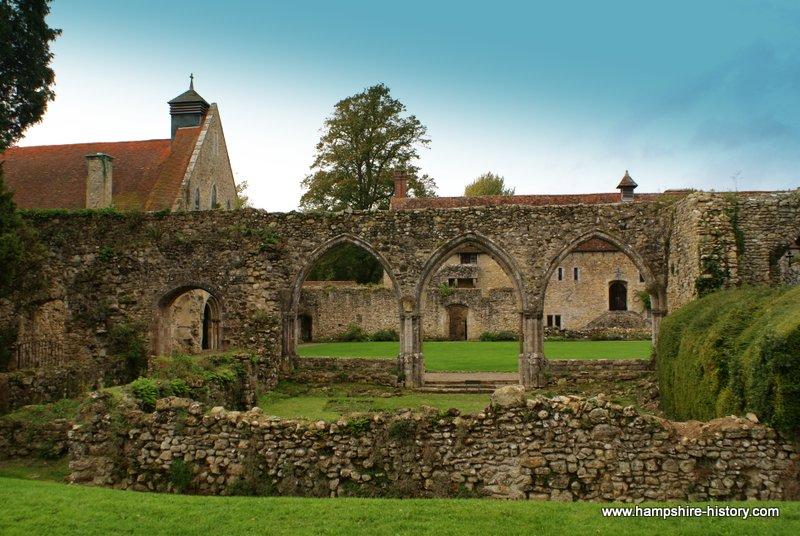 Beaulieu Abbey Hampshire