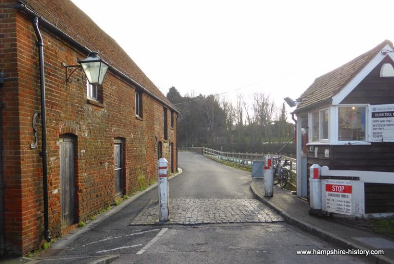 Eling Toll House